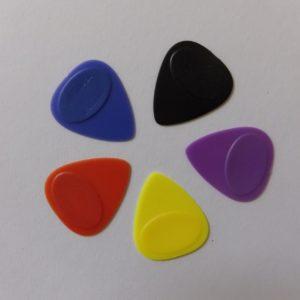 grip plectrums in diverse kleuren