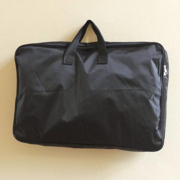 Tas kunststof in zwart voor muziek standaard gadgets voor gitaar en muziek cadeau