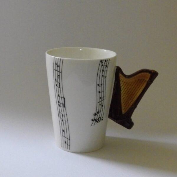 mok harp muziek instrument