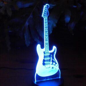 Nachtlampje met afstandsbediening