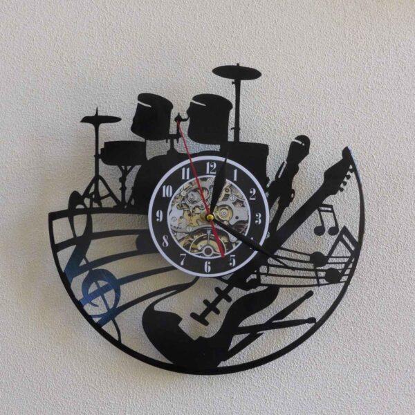 Klok drumstel